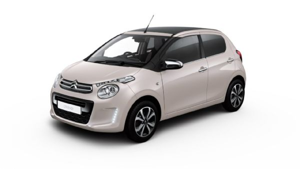 C1 Airscape Shine VTi 72 S&S manual 5-door Offer