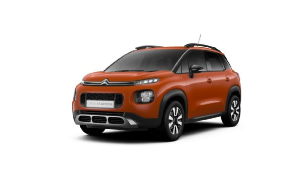 C3 Aircross Shine BlueHDi 110 S&S 6-speed manual Offer