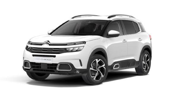 C5 Aircross SUV Hybrid Shine Offer