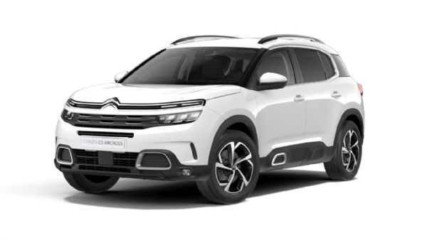 C5 Aircross Shine BlueHDi 130 S&S 6-speed manual Offer