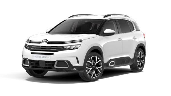 C5 Aircross SUV Hybrid S&S e-EAT8 Shine Plus Offer