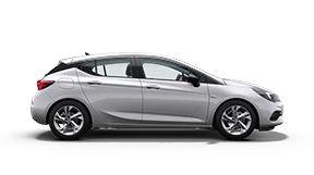 New Astra SRi Nav 1.2i 145PS Hatch Man Parking Sensors Offer