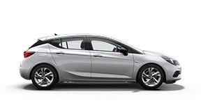 New Astra Elite Nav Premium 1.2i 145PS Hatch Man Offer