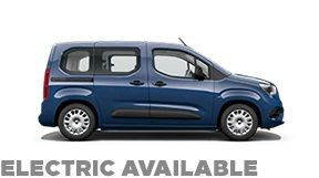 Combo Life Edition 5 seater 1.5 100PS Turbo D Man Offer