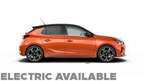 New Corsa Elite 1.2i 100PS Man Offer