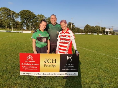 JC Halliday & Sons - Proud Supporter of Local Sports!