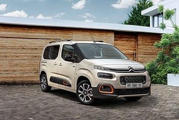 Citroen Berlingo was named 'Best Large Car' in Autocar's first 'Britain's Best Car Awards'