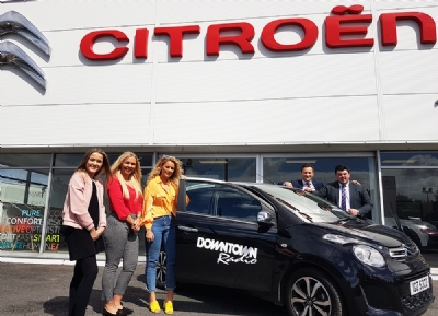 Citroen C1 Giveaway with Cool FM along with DTR and DTR Country!