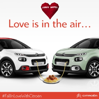Hearts Race As First Dates Couples Go 'Speed Dating' with Citroen
