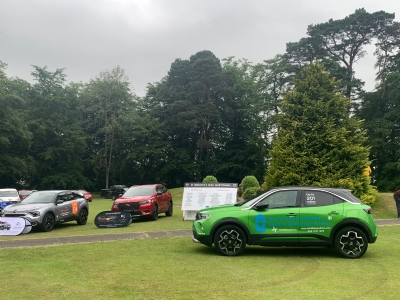 JC Halliday & Sons sponsored competition day at Moyola Park Golf Club