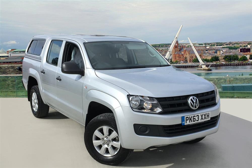 Volkswagen Cv Amarok Startline 2 0 Tdi 140ps 4motion Sel Pick Up