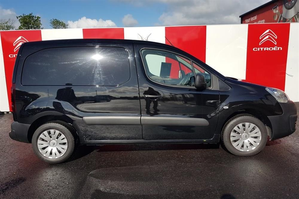 45a35db763 CITROEN New Berlingo Van 1.6 HDi (75) L1 625 Enterprise Panel Van ...