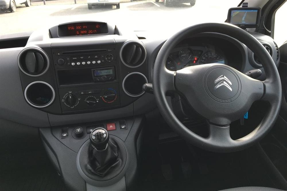 Citroen New Berlingo Van 1 6 Hdi 90 L2 725 X Crew Van