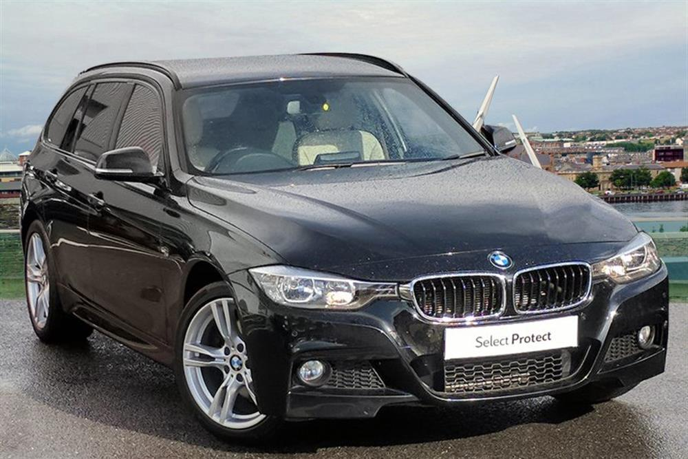 BMW 3 Series Touring 3.0TD 330d xDrive M Sport Touring
