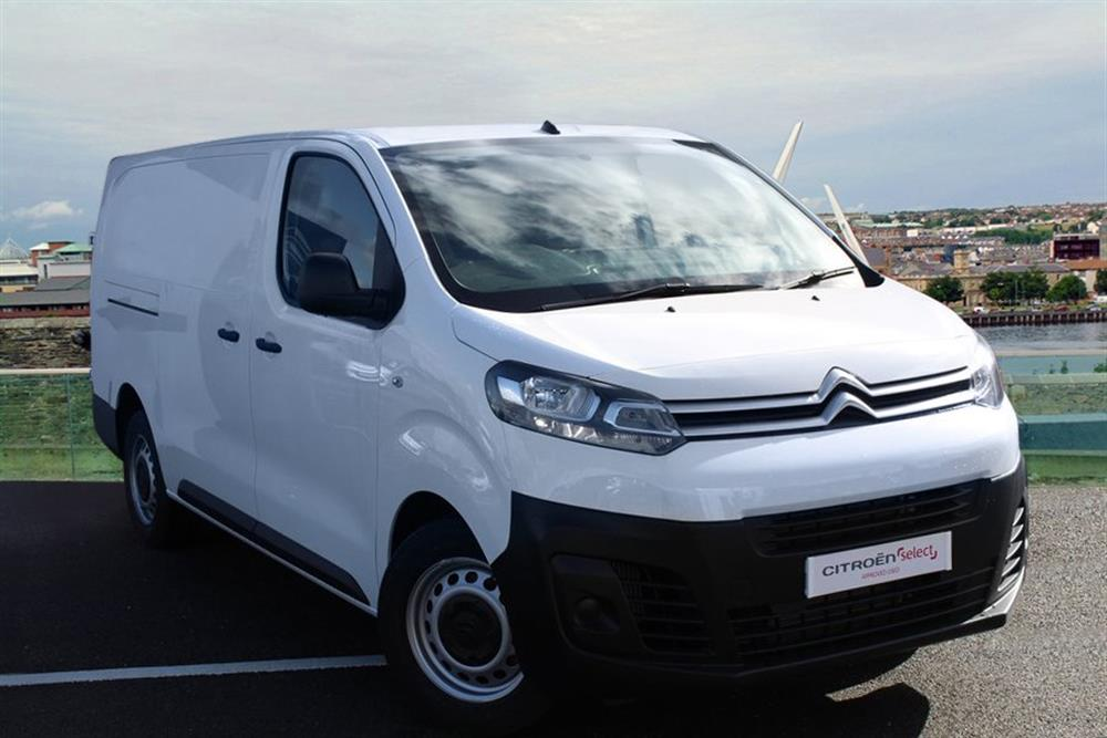 CITROEN New Dispatch 2.0 BlueHDi (120) EU6 Enterprise XL 1400 Panel Van