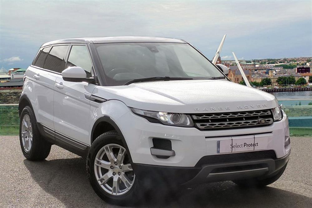 LAND ROVER Range Rover Evoque Hatchback 5-Door 2.2 eD4 Pure