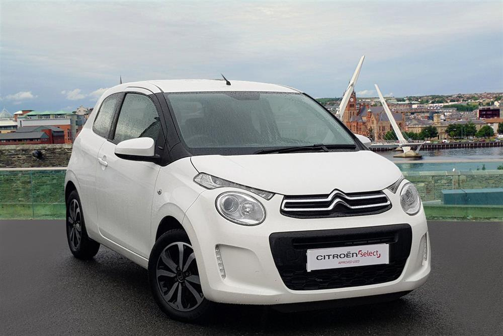 Citroen C1 Hatchback 3 Door 1 0 Vti Feel For Sale At J C