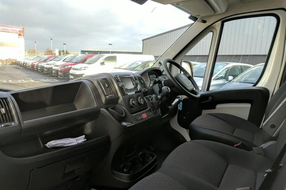 Citroen New Relay 2 0 Bluehdi 35 130 Eu6 L3h2 Enterprise