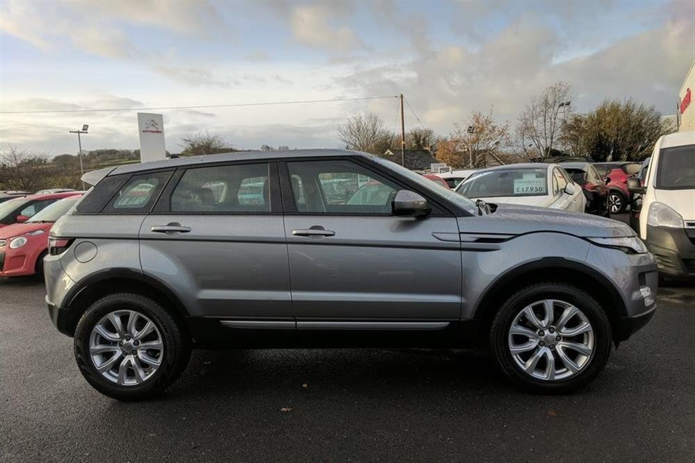 LAND ROVER Range Rover Evoque Hatchback 5-Door 2.2 eD4 ...