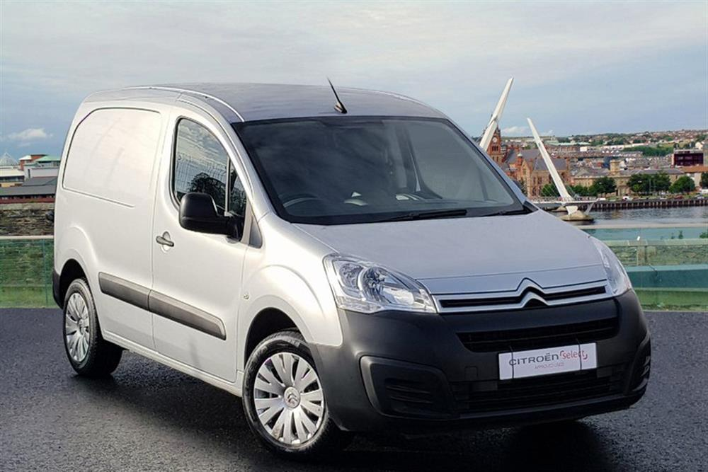 citroen new berlingo van 1 6 hdi 75 l1 625 enterprise panel van for sale at j c halliday. Black Bedroom Furniture Sets. Home Design Ideas