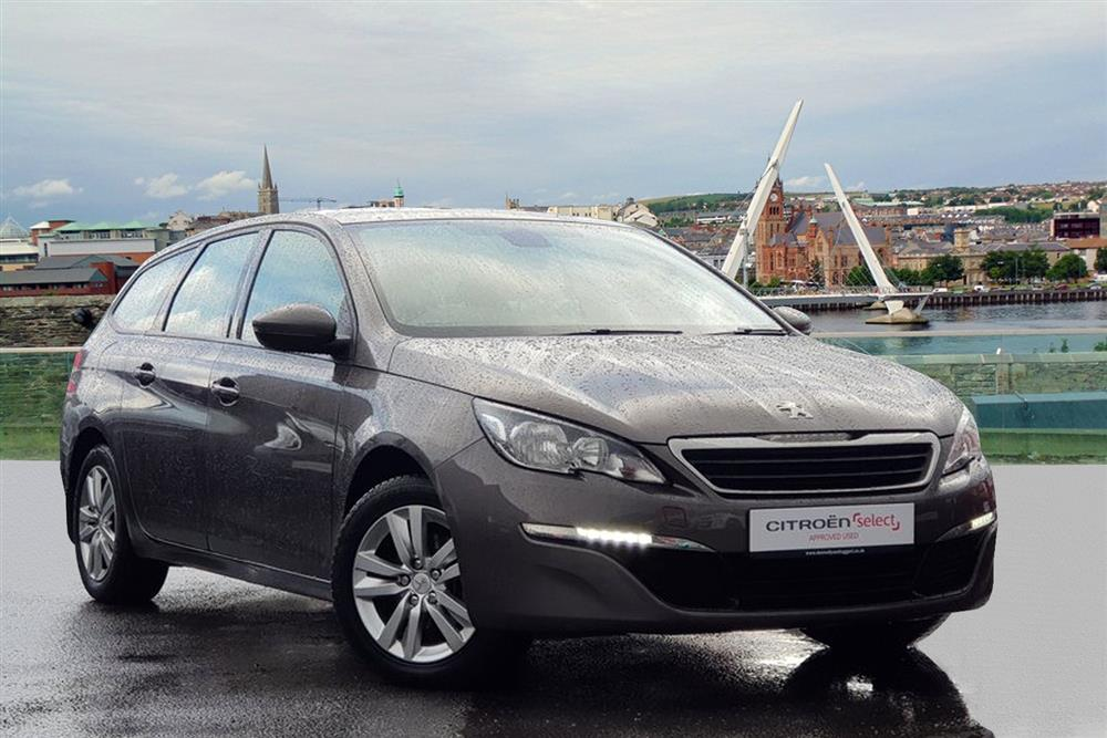 PEUGEOT 308 SW 1.6 e-HDi 115 Active for sale at J.C ...