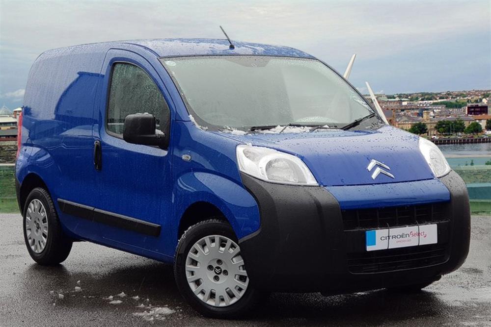 a63e833d4ea6 CITROEN Nemo Van 1.3HDi 75 LX Panel Van for sale at J.C Halliday   Sons