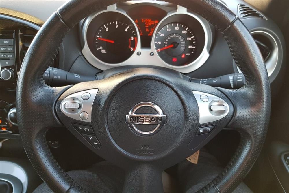 Nissan Juke Hatchback 5 Door 1 5 Dci Acenta Premium For