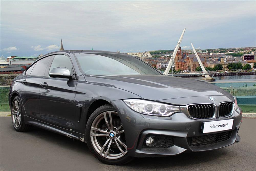BMW 4 Series Gran Coupe 2.0TD 420d M Sport (s/s) for sale ...