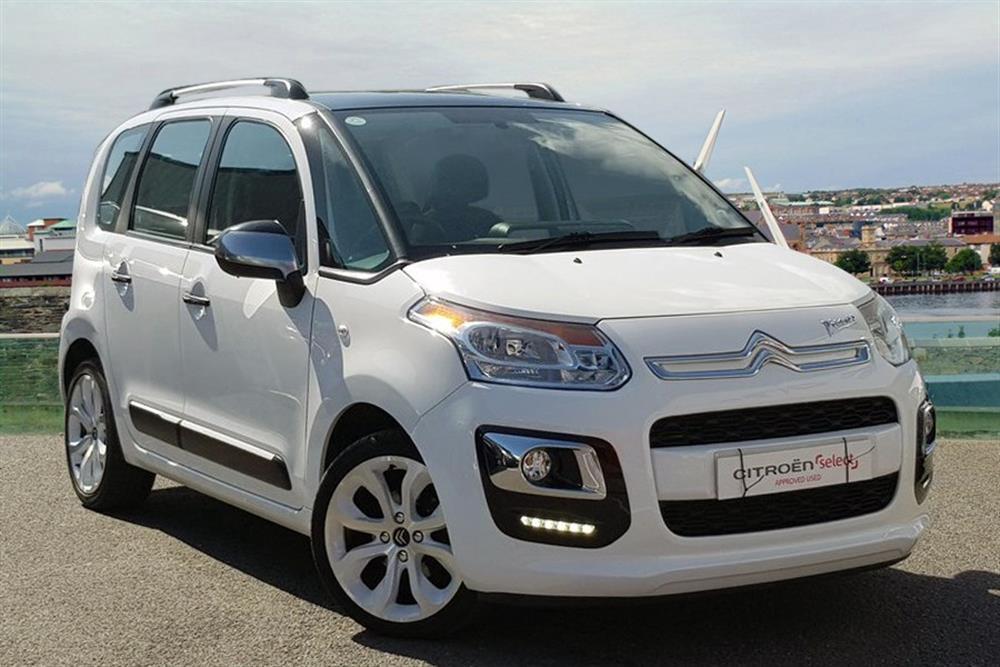 Citroën C3 Picasso 1.6 HDi 90 (2012): pregi e difetti ...