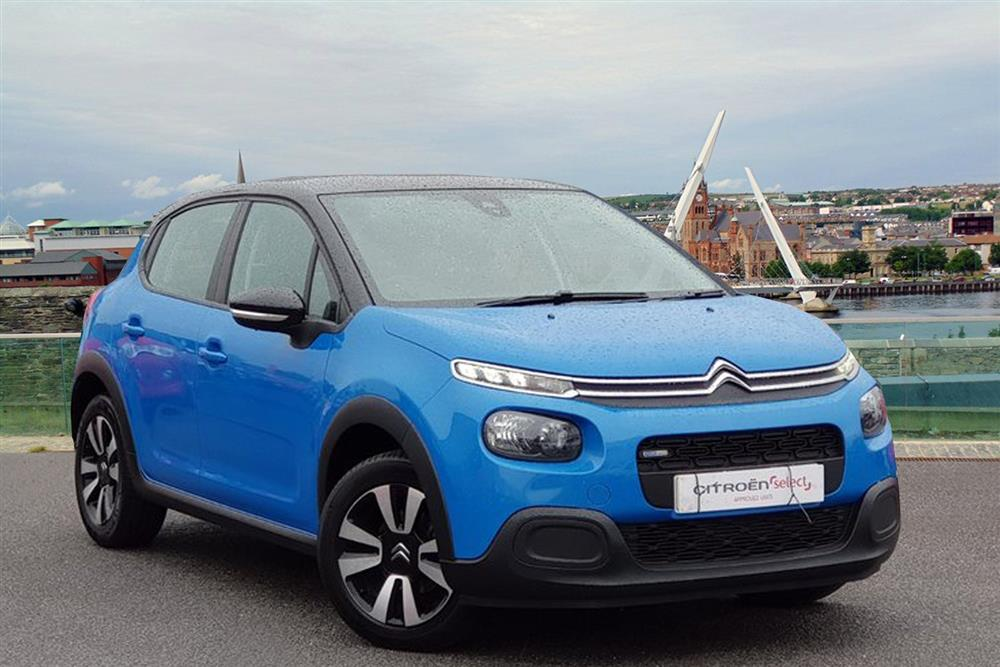 CITROEN New C3 Hatchback 5-Door 1.2 (82bhp) Puretech Feel
