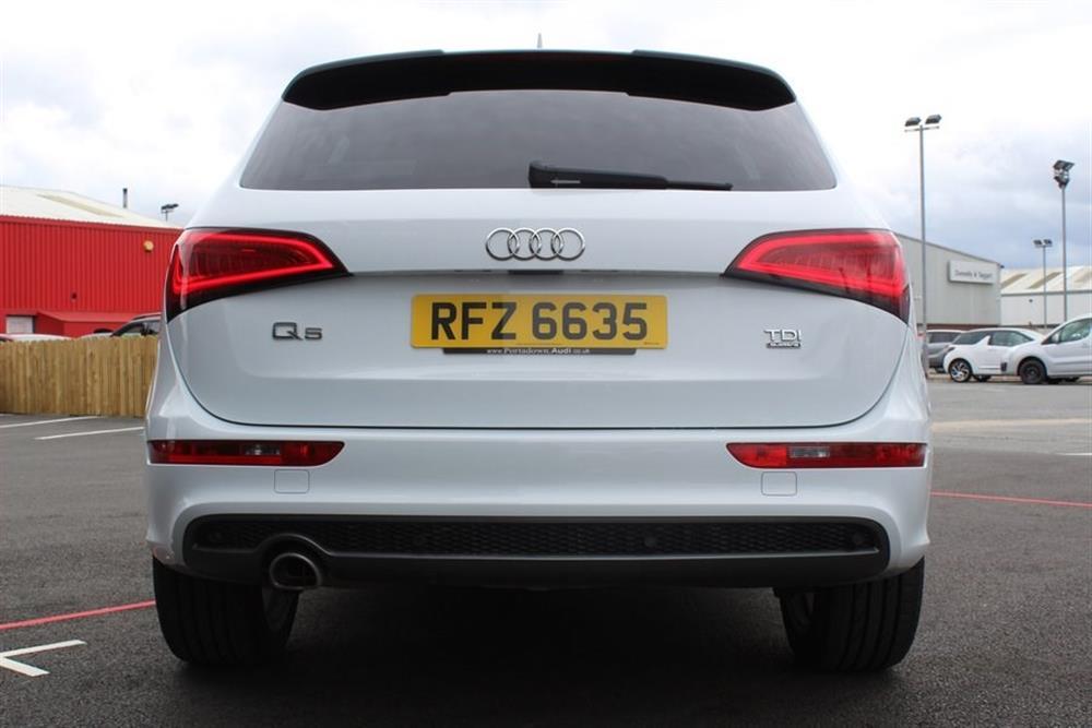 Audi Q5 2 0 Tdi Quattro S Line Plus 177 Ps For Sale At J C