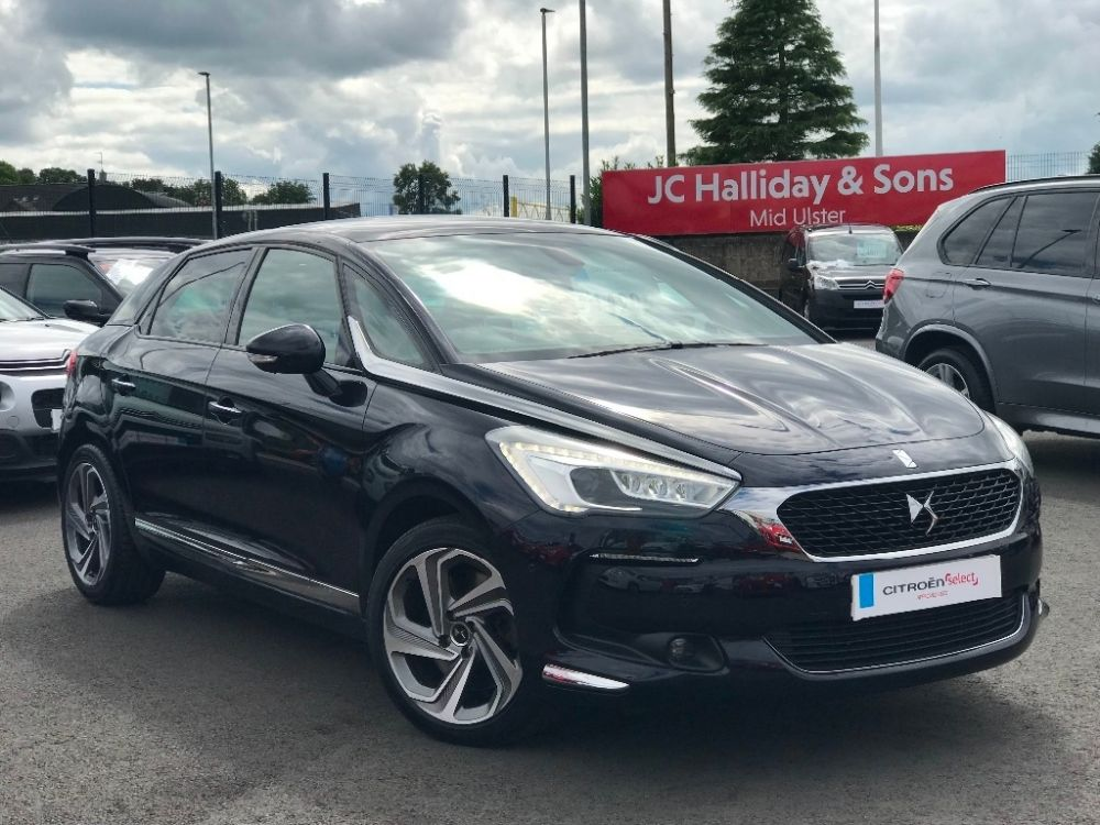DS5 Hatchback 5-Door 2.0 BlueHDi 150 Prestige