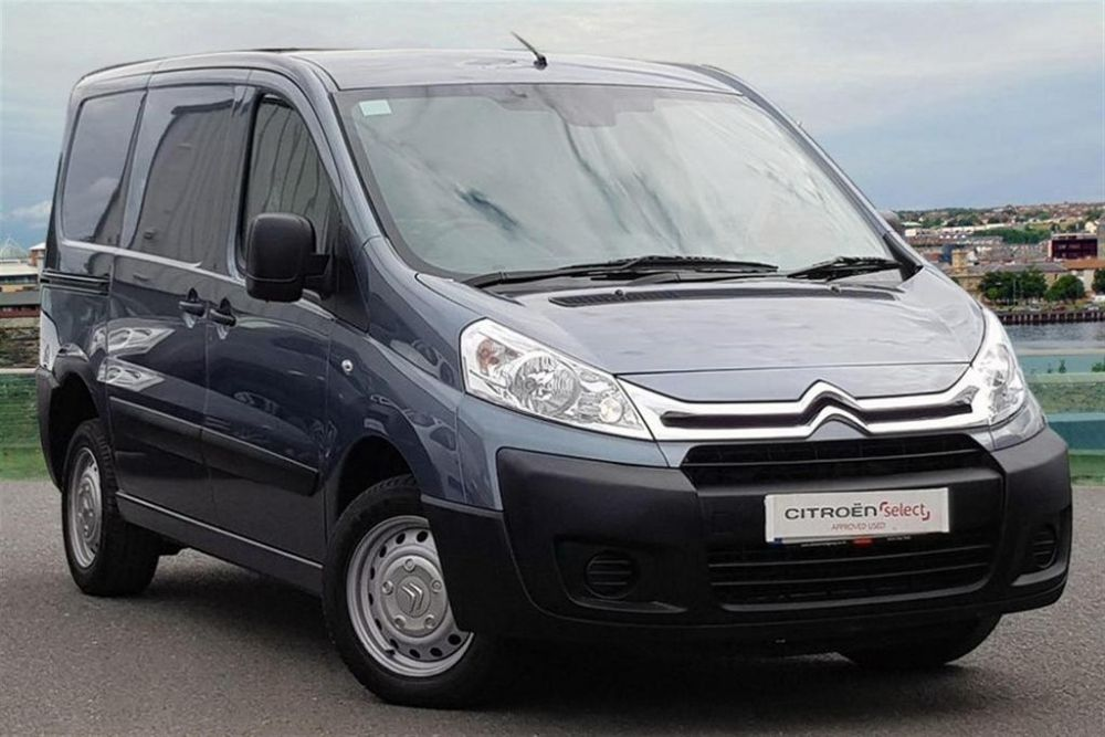 CITROEN New Dispatch 1.6HDi 1000 L1 H1 90 Enterprise Panel Van
