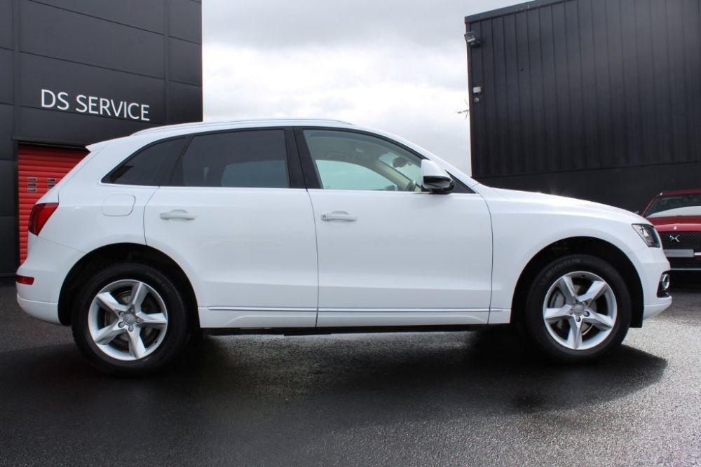 Audi Q5 2 0 Tdi Se Quattro S S 5dr For Sale At J C Halliday Sons