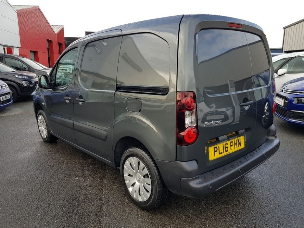 Cars That Start With J >> Citroen Berlingo 1.6 HDi L1 625 Enterprise Panel Van 5dr for sale at J.C Halliday & Sons, used ...