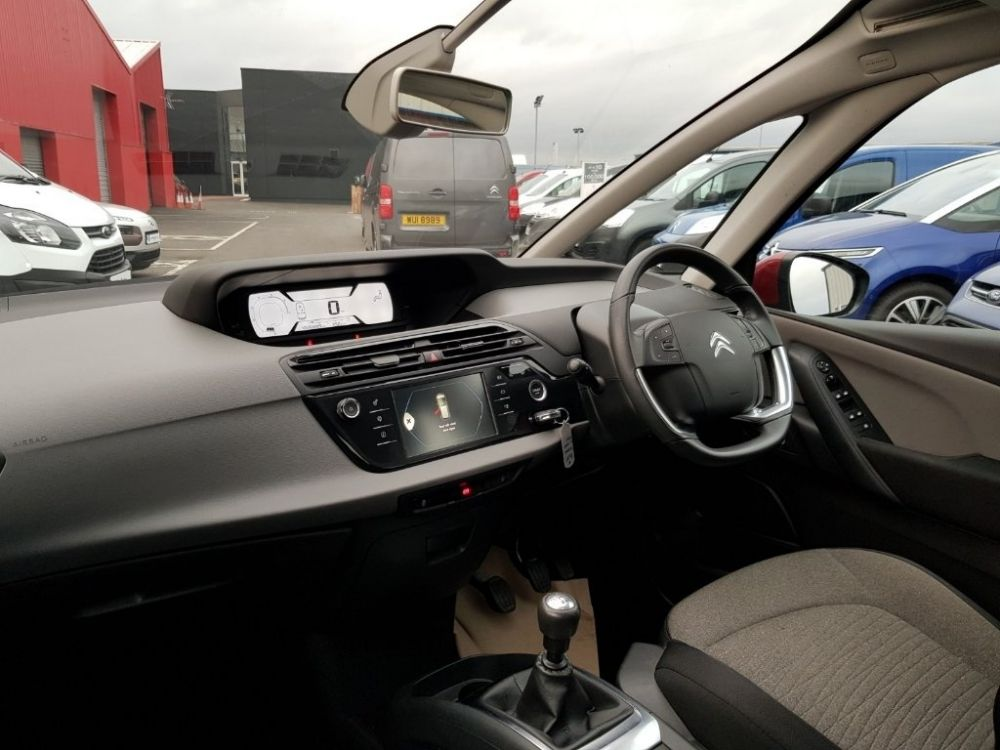 Citroen C4 Picasso 1 6 Bluehdi Selection S S 5dr For