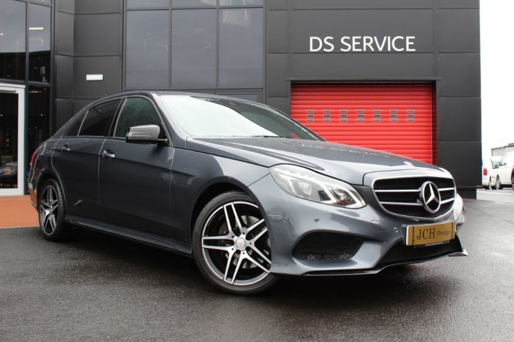 Mercedes-Benz E Class 2.1 E220 CDI BlueTEC AMG Night Edition 7G-Tronic Plus 4dr