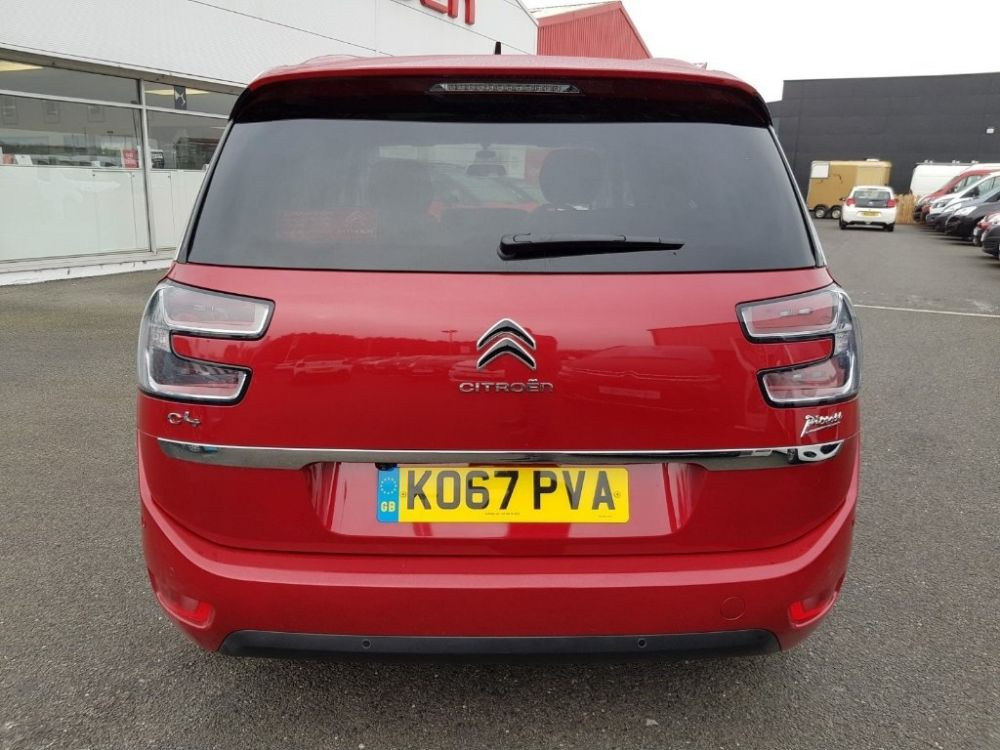 Citroen Grand C4 Picasso 1 6 Bluehdi Flair Eat6 S S 5dr