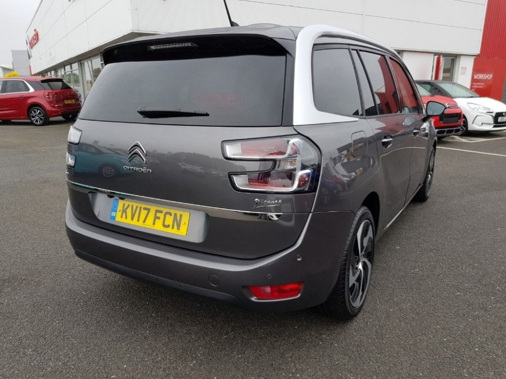 Citroen Grand C4 Picasso 2 0 Bluehdi Flair S S 5dr For