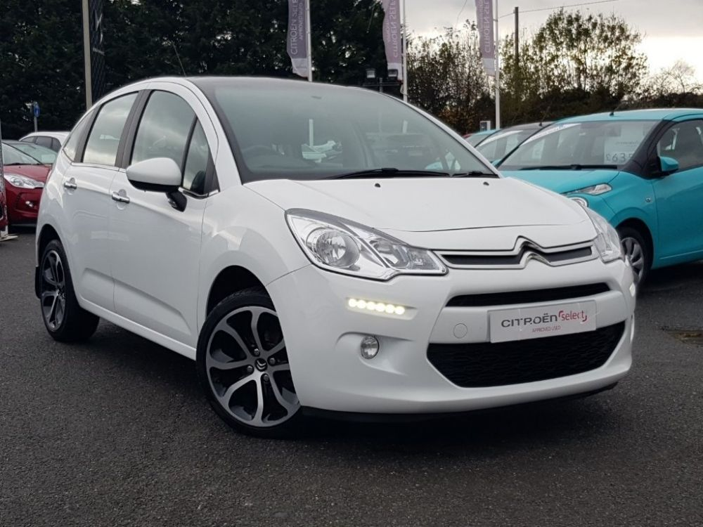 Citroen C3 1 6 E Hdi Selection 5dr For Sale At J C