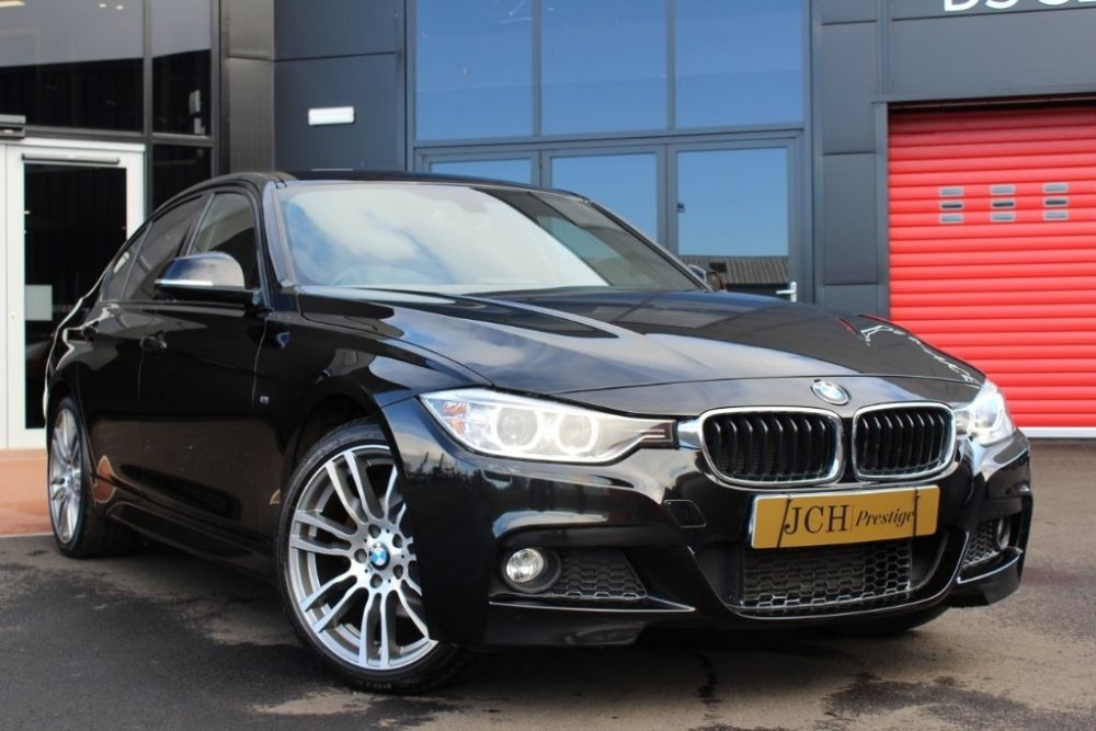 BMW 3 Series 2.0 320d BluePerformance M Sport xDrive (s/s) 4dr