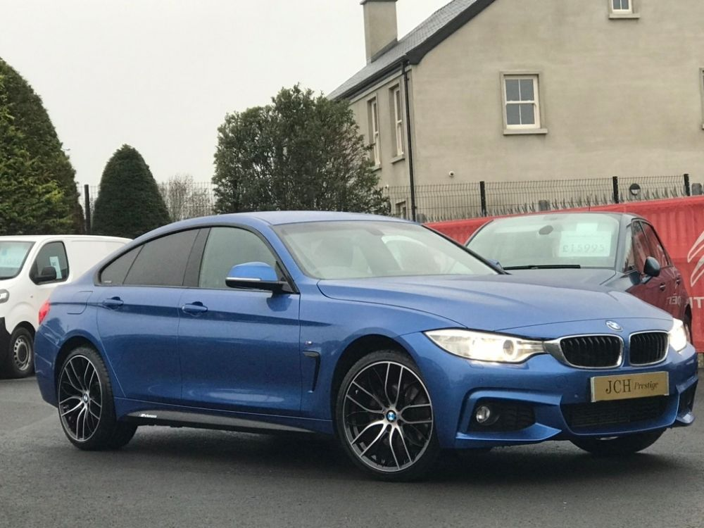 BMW 4 Series Gran Coupe 2.0 420d M Sport Gran Coupe xDrive (s/s) 5dr
