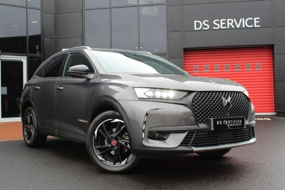 DS 7 Crossback 2.0 BlueHDi Performance Line EAT8 5dr
