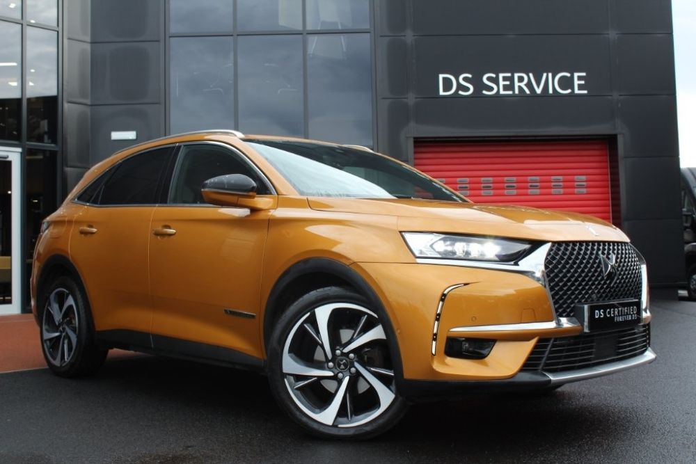 DS 7 Crossback 2.0 BlueHDi Prestige EAT8 5dr