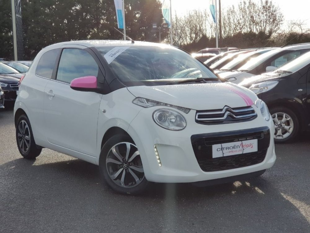 Citroen C1 1.2 PureTech Flair 3dr
