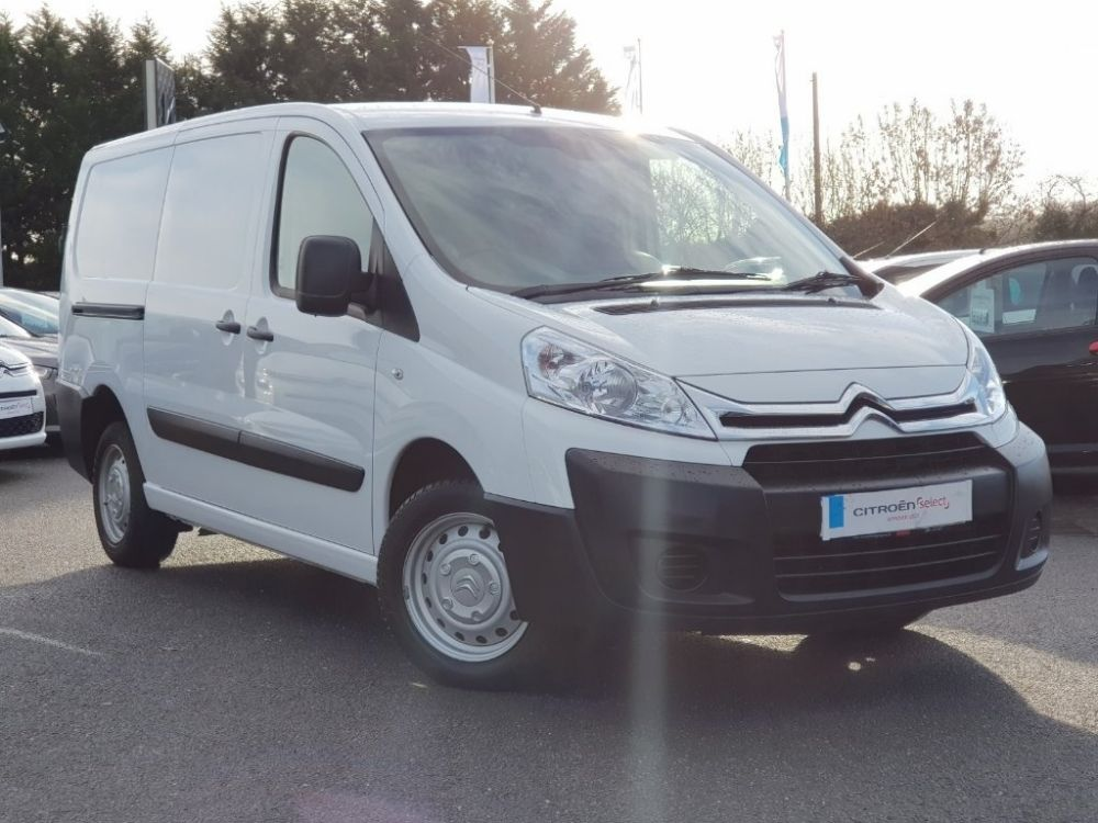 Citroen Dispatch 2.0 HDi 1200 L2H1 Enterprise Panel Van 5dr