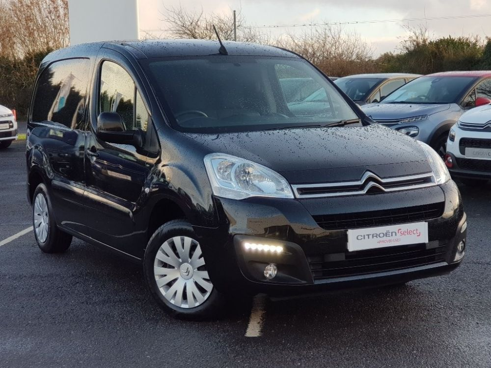 Citroen Berlingo 1.6 BlueHDi L1 625 Enterprise Panel Van 5dr (EU6)