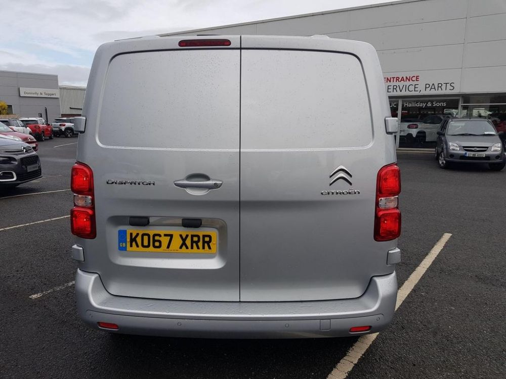 99ed2ffe82 Citroen Dispatch 1.6 BlueHDi Enterprise M 1000 Panel Van (s s) 5dr (EU6).  £14