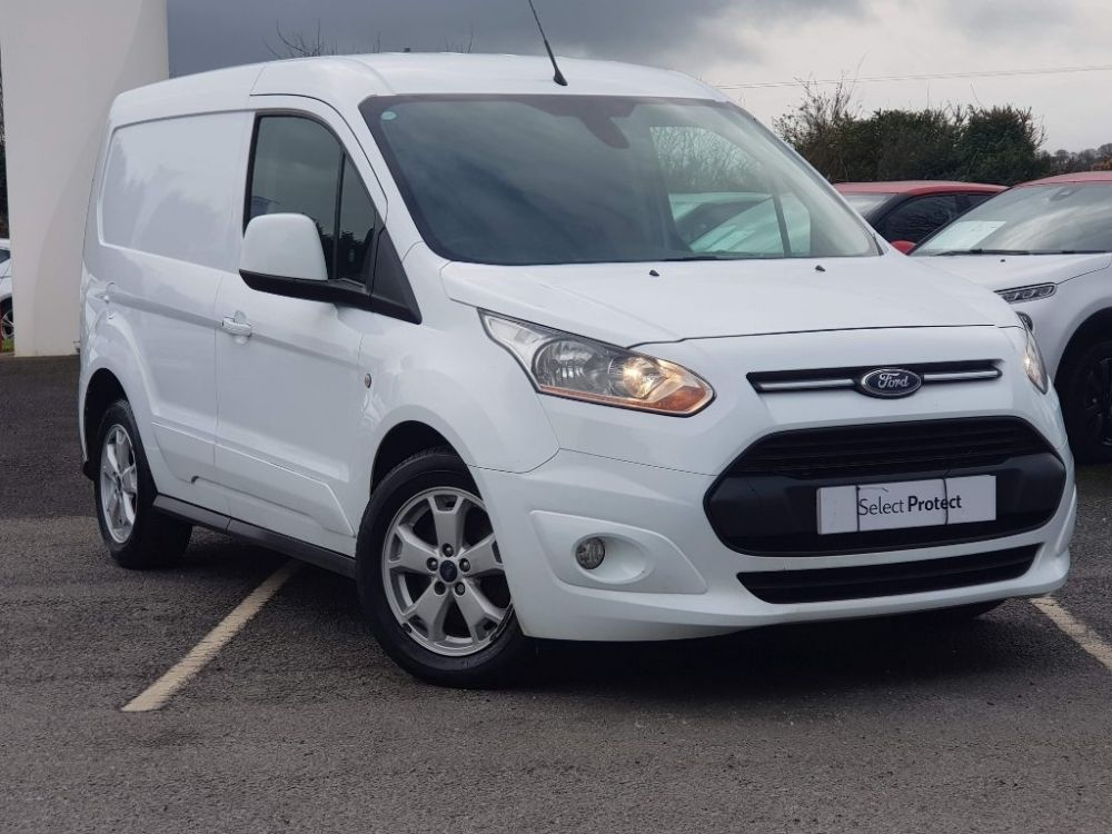 Ford Transit Connect 1.6 TDCi L1 200 Limited Panel Van 4dr