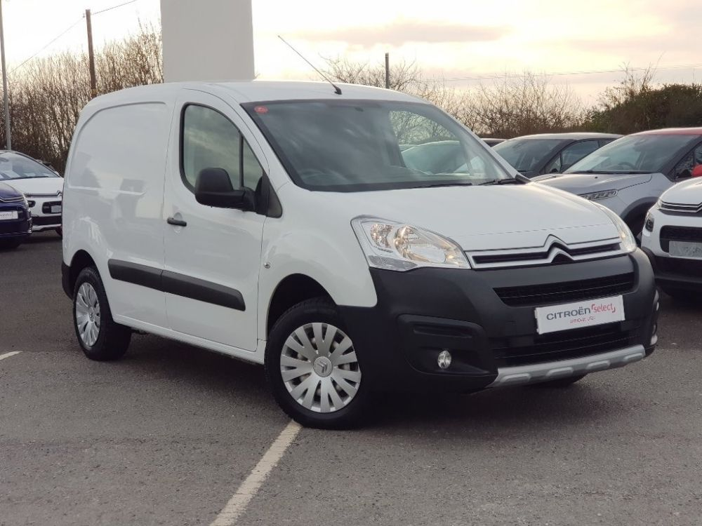 Citroen Berlingo 1.6 HDi L1 625 XTR+ Panel Van 5dr